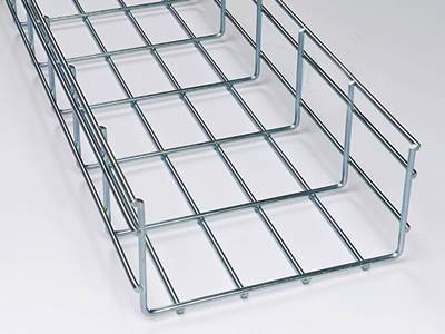 Wire Mesh Cable Tray - Firm and Durable for Cables
