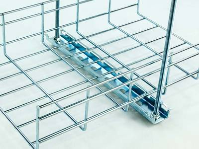 Wire Mesh Cable Tray - Exportimes.com